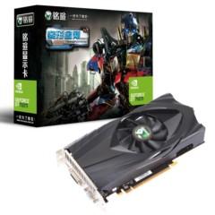 铭�uGTX750Ti变形金刚 1020MHz/5400MHz 1GB/128bit GDDR5 PCI-E 3.0显卡