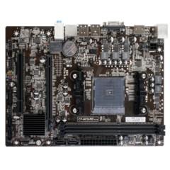 七彩虹C.A68M-K 全固态版 V15 主板 (AMD A68H/Socket FM2/FM2+)