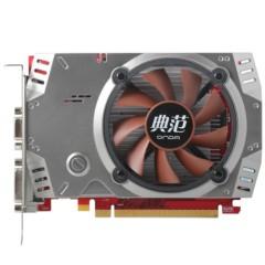 昂达R7 240典范2GD5 780/4000MHz 2G/128bit DDR5显卡