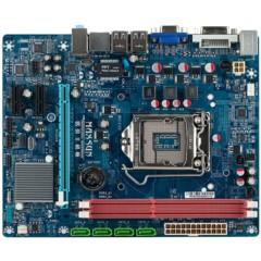 铭�uMS-H61XL 全固版 主板(Intel H61/LGA 1155)