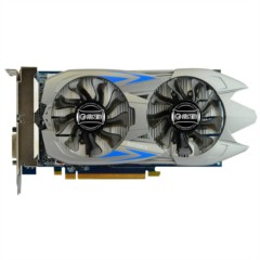 影驰GTX 750大将 1110MHz/5010MHz 2GB/128Bit GDDR5 PCI-E3.0显卡
