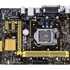 华硕H81M-D PLUS 主板 (Intel H81/LGA 1150)