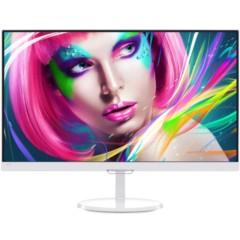 飞利浦247E7QHSWP 23.6英寸 PLS广视角 16:9全高清 超窄边框 带HDMI 好色系列显示器