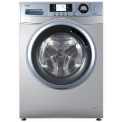 海尔EG8012HB86S 8公斤大容量 1200转 烘干变频 滚筒 全自动洗衣机