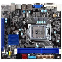 梅捷SY-H81N 全固版 主板(Intel H81/LGA 1150)