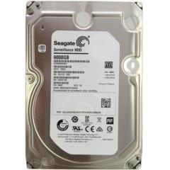 希捷6T SATA 6Gb/秒 7200转 128M 监控级硬盘(ST6000VX0001)