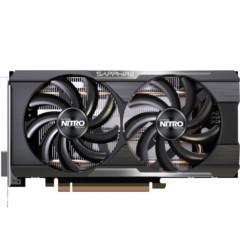 蓝宝石R9 370X 4G D5 超白金 OC 1060/5600MHz 4GB/256-bit GDDR5 DX12 显卡