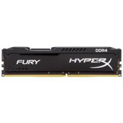 金士顿骇客神条 Fury系列 DDR4 2400 8G 台式机内存