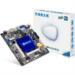 梅捷SY-Thin Mini N3150 四核 主板(Intel Braswell/CPU Onboard)