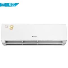 格力正1.5匹 定频 品悦 壁挂式冷暖空调(清爽白)KFR-35GW/(35592)NhAa-3