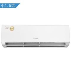 格力小1.5匹 定频 品悦 壁挂式冷暖空调(清爽白)KFR-32GW/(32592)NhAa-3