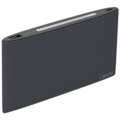 Lepow10000毫安 聚合物 薄荷 移动电源/充电宝 黑色