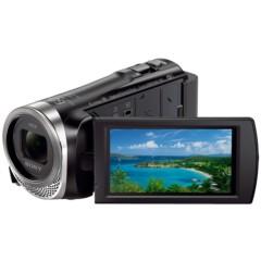索尼HDR-CX450 高清动态摄像机(5轴防抖 30倍光学变焦 3.0英寸触屏)