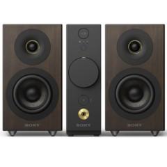 索尼CAS-1/BC 高保真音响 桌面微HI-FI音乐系统  黑色
