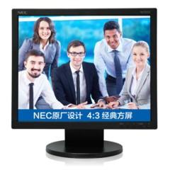 NEC NE1701X(黑色) 17英寸 4:3方屏 液晶显示器 LED背光 黑色
