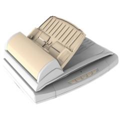 明基F690 平板式扫描仪