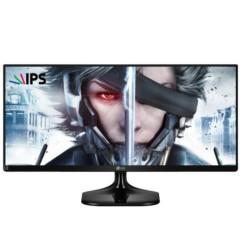 LG29UM58-P 29英寸21:9超宽IPS硬屏 护眼不闪滤蓝光LED背光液晶显示器