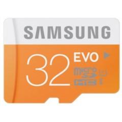 三星32GB UHS-1 Class10 TF(Micro SD)存储卡(读速48Mb/s)升级版