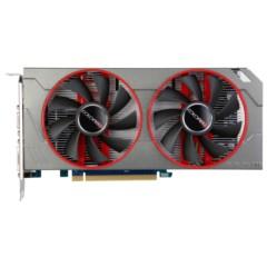 镭风R7-350 悍甲蜥Twin-1GD5 1098MHz/5400MHz 2048M/128bit GDDR5 PCI-E 游戏显卡