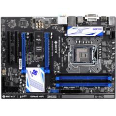 梅捷SY-Gaming B150 Combo 主板( Intel B150/LGA 1151)