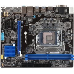 梅捷SY-B150D4+ 魔声版 主板( Intel B150/LGA 1151)