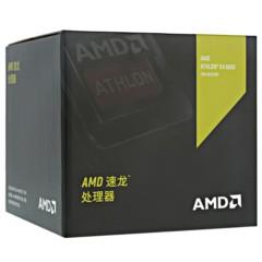 AMD速龙系列 880K 四核 FM2+接口 盒装CPU处理器