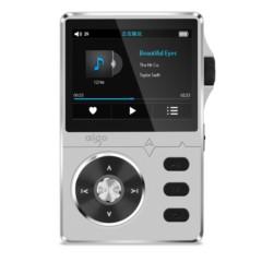 爱国者HIFI无损音乐播放器 多媒体高音质便携式MP3-108  银色