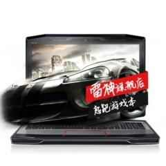 雷神911-F1 15.6英寸游戏笔记本