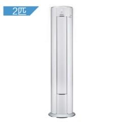 格力2匹 I尚变频 立柜式家用冷暖空调(白色)KFR-50LW/(50555)FNhAb-A3
