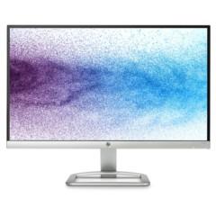 惠普22ES 21.5英寸纤薄 IPS FHD 防眩光 178度广可视角度 LED背光液晶显示器(黑色)