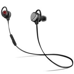 先锋Stade-one 立体声入耳式 手机蓝牙通话运动耳机 磁吸断电 黑色