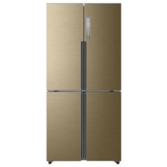 海尔BCD-458WDVMU1 458升变频风冷无霜多门冰箱 干湿分储五区保鲜  (手机APP控制)香槟金