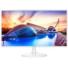 三星S32F351FUC 32英寸HDMI全高清液晶显示器 白色款