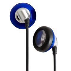 头领科技ES100 平头式HIFI发烧耳机 蓝色