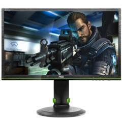 AOC G2460PG/GB 24英寸殿堂级游戏电竞神器G-SYNC显示器