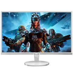AOC Q2778VQE/WS  27英寸QHD面板2560x1440超高分辨率液晶显示器(白色)