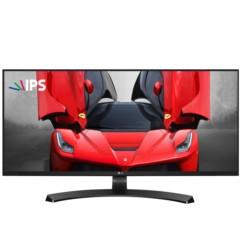 LG34UM68-P 34英寸21:9超宽IPS硬屏 护眼不闪滤蓝光LED背光液晶显示器