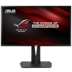 华硕PG279Q 27英寸165Hz高刷新率电竞显示器 WQHD IPS G-SYNC屏