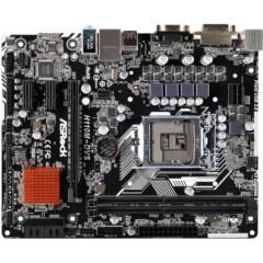 华擎H110M-DVS R2.0主板 ( Intel H110/LGA 1151 )
