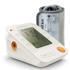鱼跃电子血压计 家用 上臂式 YE670D测血压仪器