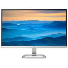 惠普27ER 27英寸纤薄 IPS FHD 防眩光 178度广视角 色彩增强 LED背光液晶显示器(白色)