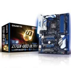 技嘉Z170X-UD3 Ultra 主板 (Intel Z170/LGA 1151)