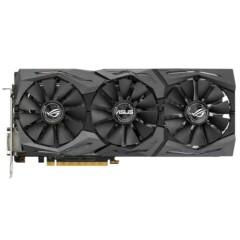 华硕STRIX-GTX1070-8G-GAMING 1531-1721MHz 8G/8GHz GDDR5 PCI-E3.0显卡
