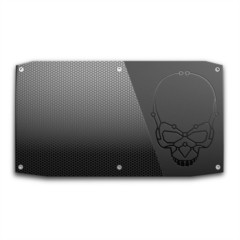 Intel NUC6I7KYK Skull Canyon 骷髅峡谷 迷你主机(i7-6770HQ 不含内存 / 硬盘 准系统)黑色