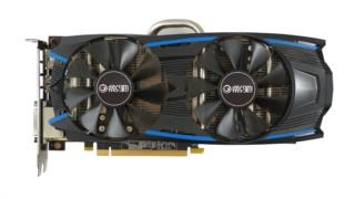 影驰GeForce GTX 1060 大将