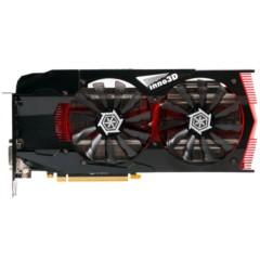 映众GTX1060冰龙Gaming版 ICHILL 1784/8200MHz 6GB/192Bit GDDR5 PCI-E显卡
