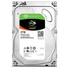 希捷酷玩系列 2TB SATA3 混合固态硬盘(ST2000DX002)