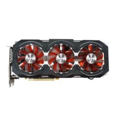 影驰GTX 1060 GAMER 1556(1771)MHz/8GHz 6G/192Bit D5 PCI-E显卡