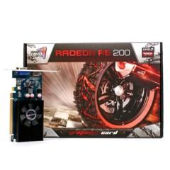 镭风R5-230 速甲蜥-1GD3 625MHz/1066MHz 1024M/64bit GDDR3 PCI-E 3.0显卡
