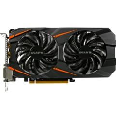 技嘉GTX1060 WF2OC 1556-1771MHz/8008MHz 6G/192bit GDDR5显卡